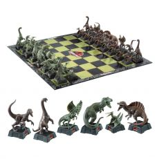 Jurassic Park Šachy Set Dinosaurs