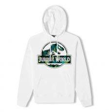 Jurassic World Hooded Mikina Tropical Logo Velikost S