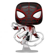 Marvel's Spider-Man POP! Games vinylová Figure Miles Morales Track Suit 9 cm