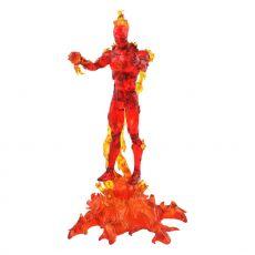 Marvel Select Akční Figure Human Torch 18 cm