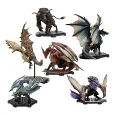 Monster Hunter Trading Figures 10 - 15 cm CFB MH Standard Model Plus Vol. 18 Sada (6)
