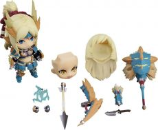 Monster Hunter World Iceborne Nendoroid Akční Figure Hunter Female Zinogre Alpha Armor Ver. DX