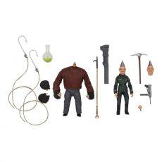 Puppet Master Ultimate Akční Figure 2-Pack Pinhead & Tunneler 11 cm