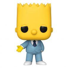 Simpsonovi POP! Animation vinylová Figure Mafia Bart 9 cm