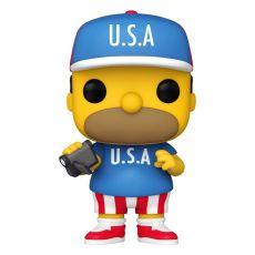 Simpsonovi POP! Animation vinylová Figure USA Homer 9 cm