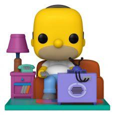 Simpsonovi POP! Deluxe vinylová Figure Homer Watching TV 18 cm