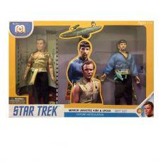 Star Trek Akční Figures 2-Pack Mirror Universe Spock & Kirk 20 cm