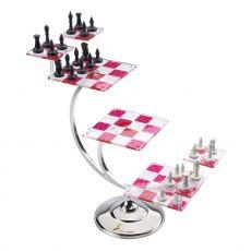 Star Trek Tri-Dimensional Šachy Set