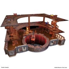 D&D Icons of the Realms Premium Set: The Yawning Portal Inn