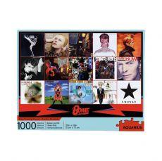 David Bowie Jigsaw Puzzle Albums (1000 pieces)