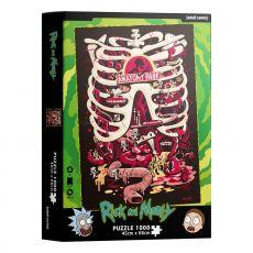 DC Comics Jigsaw Puzzle Anatomy Park (1000 pieces)