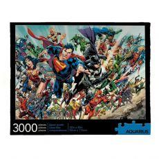 DC Comics Jigsaw Puzzle Cast (3000 pieces)