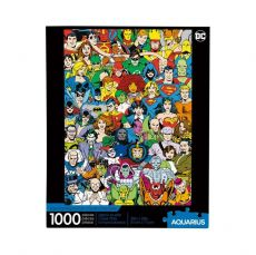 DC Comics Jigsaw Puzzle Retro Cast (1000 pieces)
