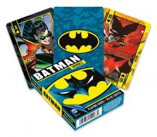 DC Comics Playing Karty Batman Heroes