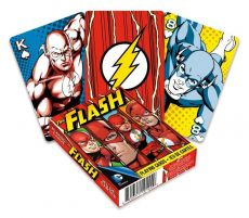 DC Comics Playing Karty Flash