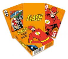 DC Comics Playing Karty Retro Flash
