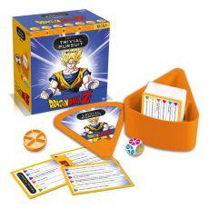 Dragon Ball Z Card Game Trivial Pursuit Voyage Francouzská Verze
