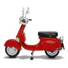 Egg Attack Akční Light Up Vehicle Motorbike Classic Style Red Verze 12 cm