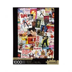 Elvis Presley Jigsaw Puzzle Movie Plakát Collage (1000 pieces)