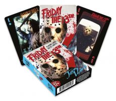 Friday the 13th Playing Karty Jason