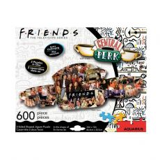 Friends Shaped Jigsaw Puzzle Central Perk (600 pieces)