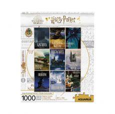 Harry Potter Jigsaw Puzzle Cestovní Posters (1000 pieces)
