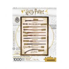Harry Potter Jigsaw Puzzle Wands (1000 pieces)