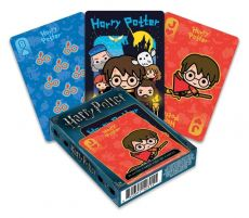 Harry Potter Playing Karty Chibi