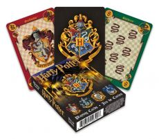 Harry Potter Playing Karty Crests