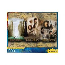 Lord of the Rings Jigsaw Puzzle Triptych (1000 pieces)
