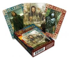 Lord of the Rings Playing Karty Heroes and Villains