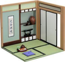 Nendoroid More Decorative Parts for Nendoroid Figures Herní sada 02 Japanese Life Set B - Guestroom Set