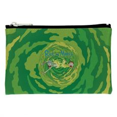 Rick & Morty Cosmetic Bag Logo