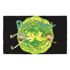 Rick & Morty Rohožka Logo 40 x 60 cm