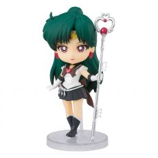 Sailor Moon Eternal Figuarts mini Akční Figure Super Sailor Pluto (Eternal Edition) 9 cm