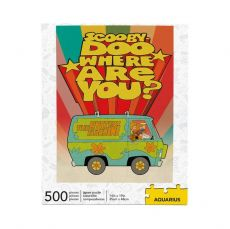 Scooby-Doo Jigsaw Puzzle Where Are You? (500 pieces)