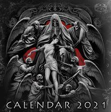 Spiral Kalendář 2021 Anglická Verze
