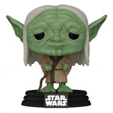 Star Wars Concept POP! Star Wars vinylová Figure Yoda 9 cm