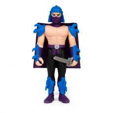 Teenage Mutant Ninja Turtles ReAction Akční Figure Shredder 10 cm