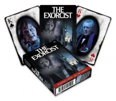 The Exorcist Playing Karty Movie
