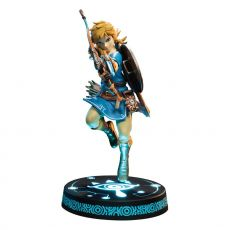The Legend of Zelda Breath of the Wild PVC Soška Link Collector's Edition 25 cm