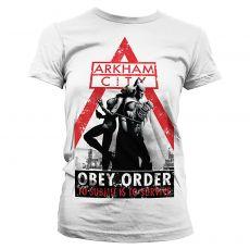 Dámské tričko Batman Obey Order
