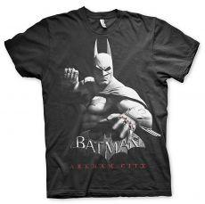 Pánské tričko Batman Arkham City
