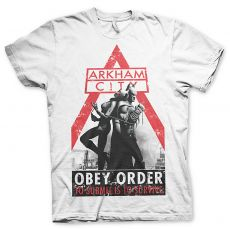 Pánské tričko Batman Obey Order