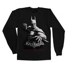 Tričko s rukávem Batman Arkham City