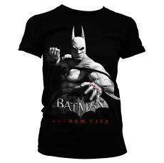 Dámské tričko Batman Arkham City