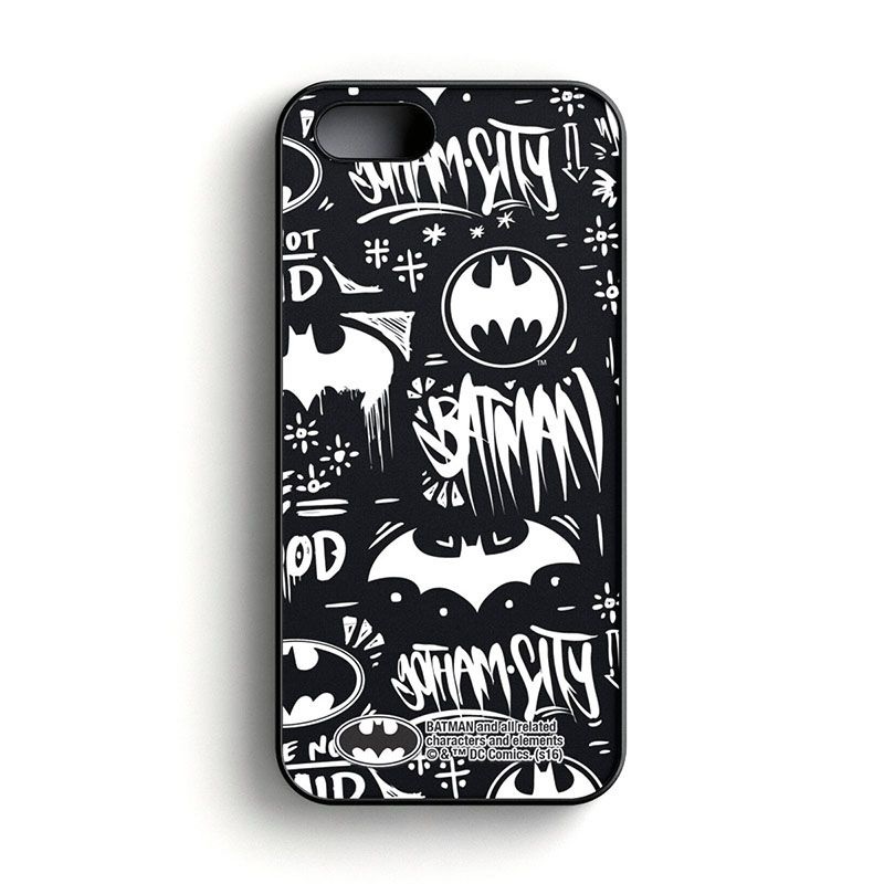 Batman pouzdro na telefon Pattern iPhone 5