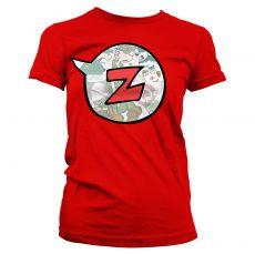 Dámské tričko Beetle Bailey Zzzz