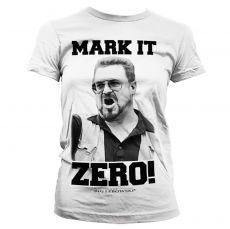 Dámské tričko Big Lebowski Mark It Zero