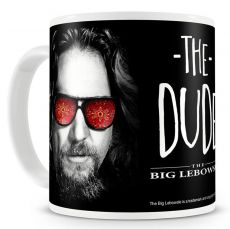 Big Lebowski hrnek na kávu The Dude Licenced